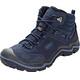 Keen Wanderer Mid WP - Chaussures Homme - gris/bleu